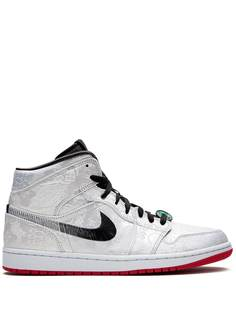 Jordan кроссовки Air Jordan 1 Mid Fearless Edison Chen