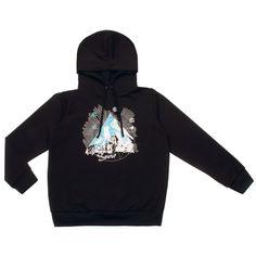 Свитшот Апрель Эверест, цвет: черный