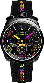 Швейцарские мужские часы в коллекции BOLT-68 Мужские часы Bomberg BS45CHPBA.049.3