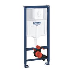 Инсталляция Grohe rapid sl для подвесного унитаза с кнопкой