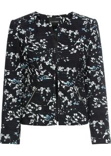 Пиджаки Жакет из хлопка букле Bonprix