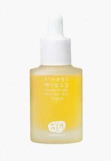 Масло для лица Whamisa на основе цветочных ферментов Organic Flowers Facial Oil (Natural Fermentation)