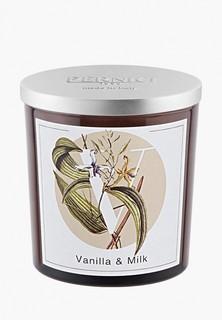 Свеча ароматическая Pernici Ваниль и Молоко, 350 г