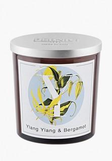 Свеча ароматическая Pernici Иланг-Иланг и Бергамот, 350 г