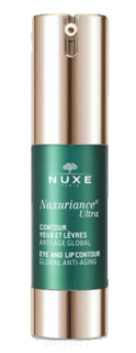 Nuxe, Комплексный антивозрастной уход для контура глаз и губ Nuxuriance Ultra, 15 мл
