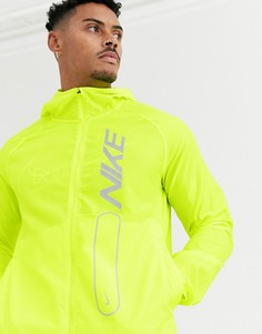 Куртка Nike Running Air pack Essentials-Желтый
