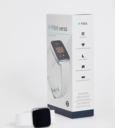 Белые смарт-часы Fitbit Versa Lite-Белый