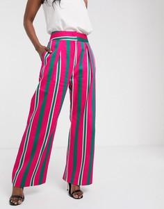 Широкие брюки Closet-Мульти