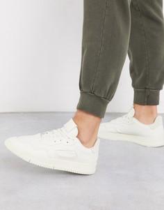 Белые кроссовки adidas Originals SC Premier-Белый