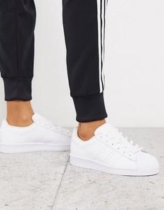 Белые кроссовки adidas Originals Superstar-Белый