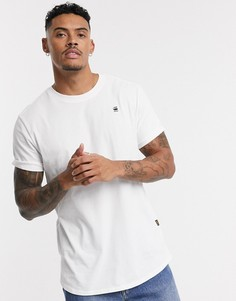 Белая футболка G-Star-Белый