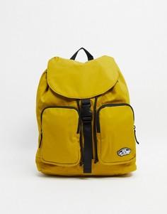 Желтый рюкзак Vans GEOMANCER II