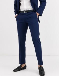 Узкие брюки Tommy Hilfiger - will-Темно-синий