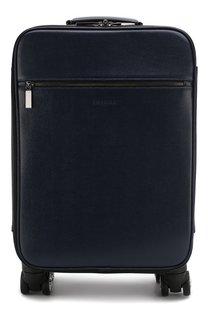 Кожаный чемодан Canali