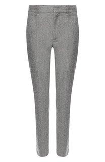 Шерстяные брюки Isabel Marant
