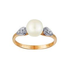 Золотое кольцо 90979RS Ювелирное изделие