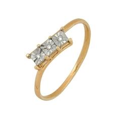 Золотое кольцо A1007101718 Ювелирное изделие
