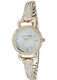 fashion наручные женские часы Anne Klein 2816MPGB. Коллекция Crystal