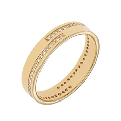 Золотое кольцо A11034146 Ювелирное изделие