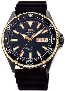 Японские наручные мужские часы Orient RA-AA0005B19B. Коллекция Diving Sport Automatic