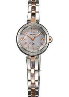 Японские наручные женские часы Orient WD08002W. Коллекция Solar