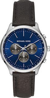 fashion наручные мужские часы Michael Kors MK8721. Коллекция Sutter