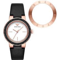 fashion наручные женские часы Emporio armani AR80027. Коллекция Greta