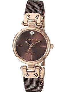 fashion наручные женские часы Anne Klein 3003RGBN. Коллекция Diamond