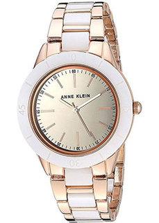 fashion наручные женские часы Anne Klein 3160WTRG. Коллекция Ceramics