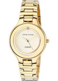 fashion наручные женские часы Anne Klein 2412IMGB. Коллекция Diamond