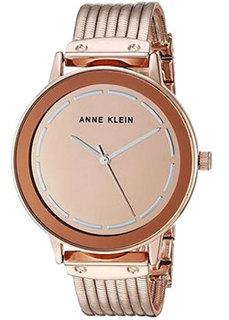 fashion наручные женские часы Anne Klein 3222RMRG. Коллекция Daily