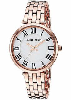 fashion наручные женские часы Anne Klein 3322WTRG. Коллекция Daily