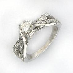 Золотое кольцо G9K670274 Ювелирное изделие