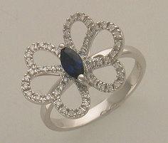 Золотое кольцо 72K670427 Ювелирное изделие