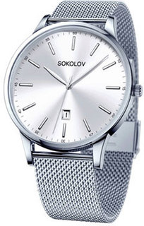 fashion наручные мужские часы Sokolov 311.71.00.000.01.01.3. Коллекция I Want