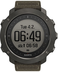 мужские часы Suunto SS022292000. Коллекция Traverse