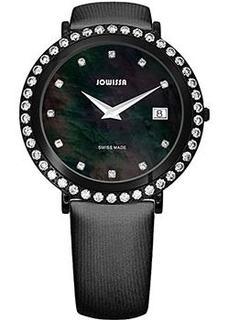 Швейцарские наручные женские часы Jowissa J6.198.L. Коллекция Rose