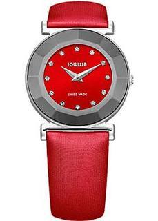 Швейцарские наручные женские часы Jowissa J5.424.M. Коллекция Mira