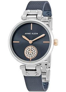 fashion наручные женские часы Anne Klein 3001BLRT. Коллекция Crystal