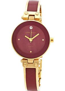 fashion наручные женские часы Anne Klein 1980BYGB. Коллекция Diamond