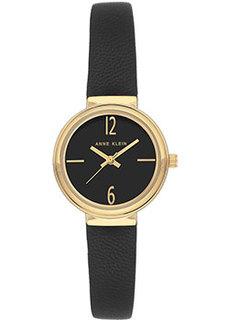 fashion наручные женские часы Anne Klein 3230BKBK. Коллекция Daily