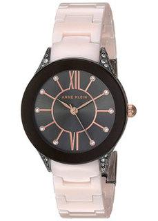 fashion наручные женские часы Anne Klein 2389GYLP. Коллекция Ceramics