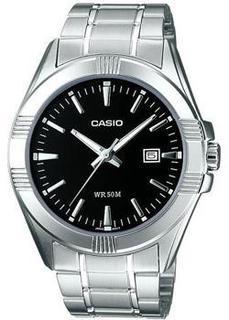 Японские наручные мужские часы Casio MTP-1308PD-1A. Коллекция Analog