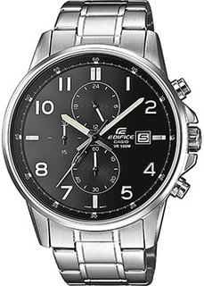 Японские наручные мужские часы Casio EFR-505D-1A. Коллекция Edifice