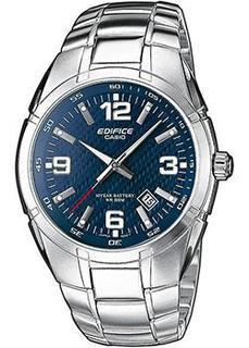 Японские наручные мужские часы Casio EF-125D-2A. Коллекция Edifice
