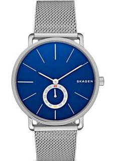 Швейцарские наручные мужские часы Skagen SKW6230. Коллекция Mesh