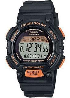Японские наручные мужские часы Casio STL-S300H-1B. Коллекция Digital