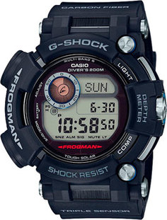 Японские наручные мужские часы Casio GWF-D1000-1E. Коллекция G-Shock