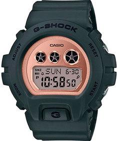 Японские наручные мужские часы Casio GMD-S6900MC-3ER. Коллекция G-Shock