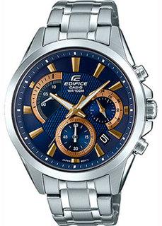 Японские наручные мужские часы Casio EFV-580D-2AVUEF. Коллекция Edifice